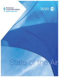 ALA State of the Air report cover