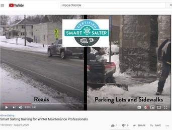 Smart Salting YouTube