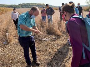 soil health EQB Pratt Olmsted