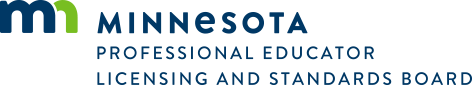 Minnesota Professional Educator Licensing and Standards Board