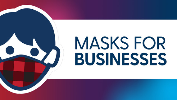 Masks for Businesses - Thursday, July 30 at the Plymouth Creek Center