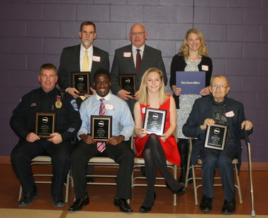 Service to Youth Award Winners