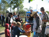 Gibbs Farm Apple Festival