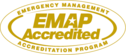 EMAP accreditation seal