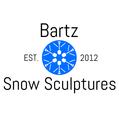 bartz snow sculpture