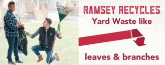 Yard Waste Advertising