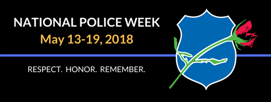 National Police Week 2018