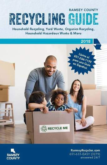 Recycling Guide Cover