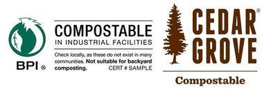 compost label