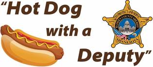 Hot Dog with a Deputy