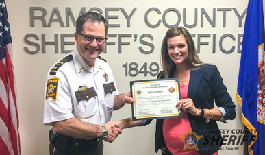 Deputy Grandner ICLD certificate June 2018