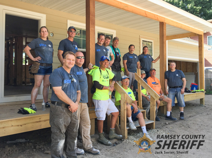 Habitat for Humanity - July 2018