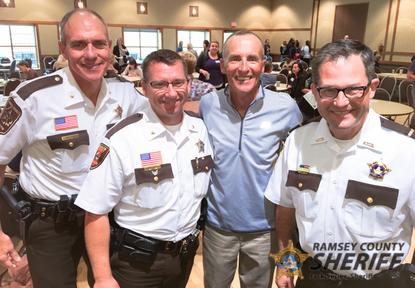 Sheriffs and Dick Beardsley
