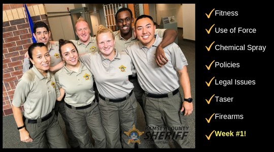 Deputy Academy week 1 september 2018