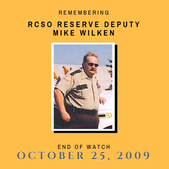 Mike Wilken EOW for 2018