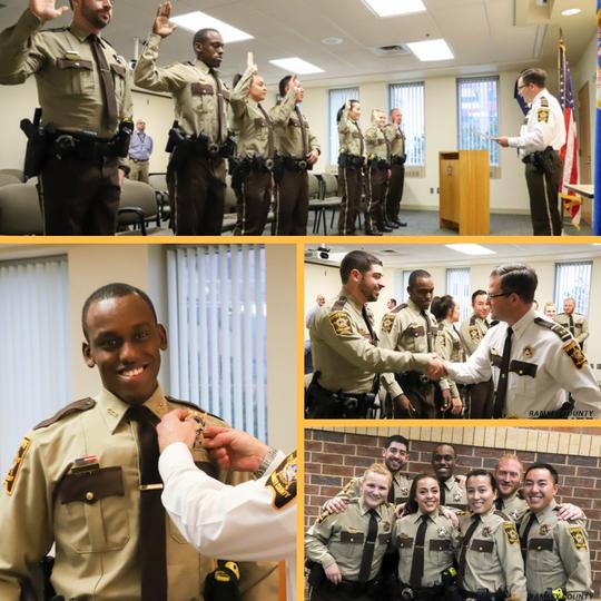 Deputy swearing in 11062018