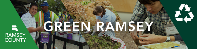 GREEN RAMSEY Newsletter- Ramsey County
