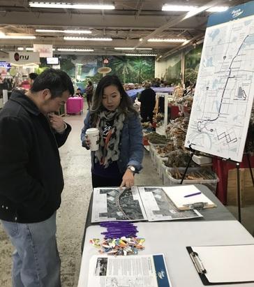 Public engagement at Hmong Village