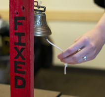 Fix-It Clinic repair bell