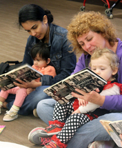 Storytime at Ramsey County Library