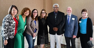 Roseville Area Schools Foundation Lunch Event
