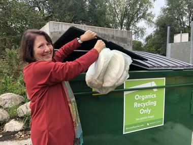 Roseville Organics Drop off
