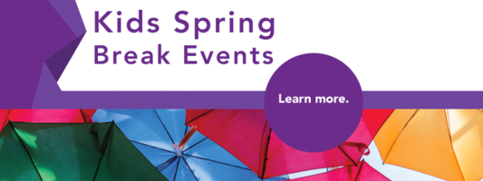 Kids spring break events at Ramsey County Library