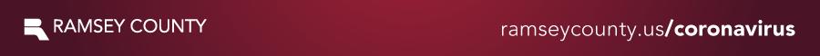 Ramsey County logo, ramseycounty.us/coronavirus