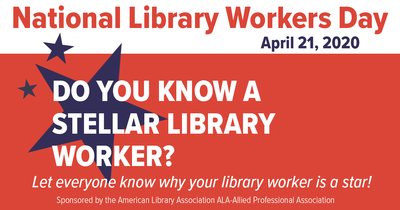 National Library Worker Day