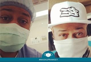 Mask Up Ramsey