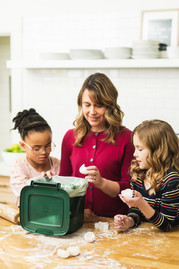 Kids and Food Scraps