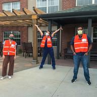 CASPER Survey Team