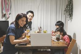 Family Dinner Zoom