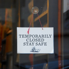 Small business temporarily closed