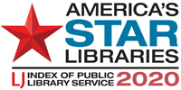 Library Journal Star Library 2020 logo