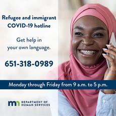 Refugee Hotline