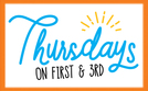 Thursdays On First & 3rd Logo