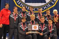 boys cross country state 2017