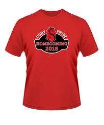 2018 homecoming tshirt