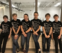 Oak-Land Lego League Team