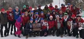 boys and girls nordic ski teams 2019