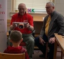 preschooler vision screening