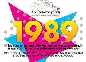 partnership party 2019