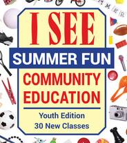 summer 2019 youth catalog