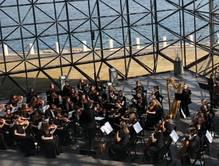 orchestra to Boston