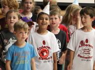 Andersen Elementary 100 years