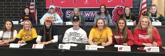 Fall Signing Day 2019
