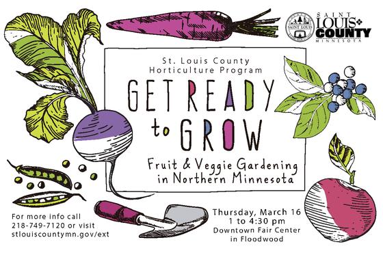 Get ready to Grow spring gardening extravaganza 2017