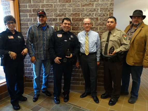Narcan1 lifesaver awards