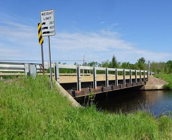 CSAH 88 bridge